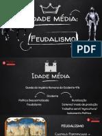 FEUDALISMO-SLIDES