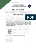 Practica 1 - Sis2610d