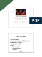 presentationArtificialMuscles