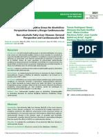 Enfermedad Hepaacutetica Grasa No Alcohoacutelica Perspectiva General y Riesgo Cardiovascular