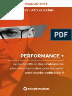 eBook - Performance