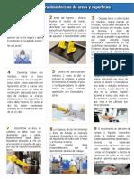 Anexo 4. Protocolo de Desinfeccion de Áreas