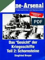 №20 Das Gesicht der Kriegsschiffe Teil 2.Schornsteine