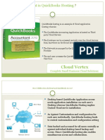 Quick Books Hosting Services   QuickBooks Cloud Hosting - Cloud Vertex