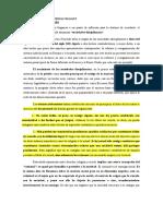 RESUMEN CUARTA  Y QUINTA CONFERENCIA FOLCAULT