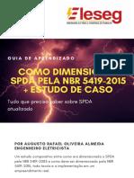 Guia Como Dimensionar Spda - Nbr 5419-2015 Augusto Rafael