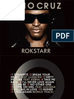 Digital Booklet - Rokstarr