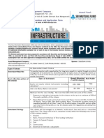 KIM-SBI-Infrastructure-fund
