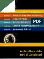 Architettura delle Reti di Calcolatori (2009)
