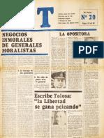 CGT de los Argentinos Nº 20