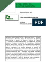 Aula 002 - Módulo 01 - Estruturas Lógicas