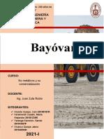 Informe No Metalicos Bayovar