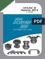 Catalogo Ksw2013