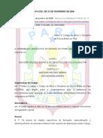 Lei_6.833_1-Código de Ética e Disciplina da Polícia Militar