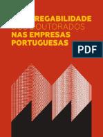 A Empregabilidade dos Doutorados nas Empresas Portuguesas - Estudo