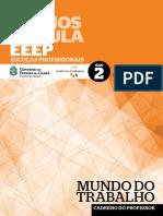 MUNDO DO TRABALHO - 2ª SÉRIE - PLANOS DE AULA