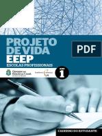 PROJETO DE VIDA - 1ª SÉRIE - CADERNO DO ALUNO