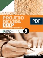 Projeto de Vida - 2ª Série - Caderno Do Aluno