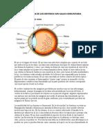 ANATOMOFISIOLOGIA DE LOS SENTIDOS CON SALUD COMUNITARIA