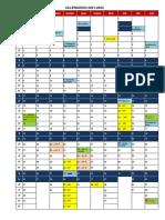 calendário A4 2021-22