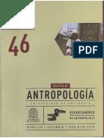 2013, Articulaciones económicas, Boletín 46