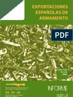 EXPORTACIONES ESPAÑOLAS DE ARMAMENTO 2000-2009