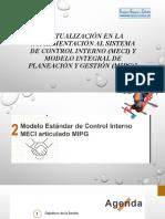 D7. CONTROL INTERNO