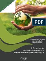 eBook a Preservacao Do Meio Ambiente e o Desenvolvimento Sustentavel 3