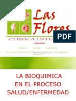 Bioquimica Conocimiento y Salud