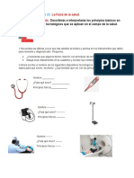 Secuencia Didáctica 23 La Física de La Salud.