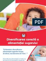 diversificarea alimentatiei bebe parinti Nestle