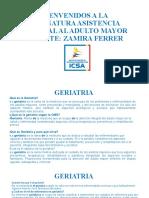 Asistencia Integral Al Adulto Mayor
