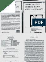 VIANA JÚNIOR, Mário Martins - O projeto de pesquisa em história