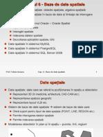 Cap6 Baze de Date Spatiale
