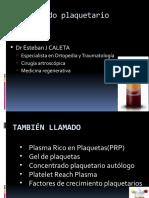 Plsma Rico en Plaquetas(PRP