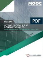 20201116 Sílabo Introducción a Las Contrataciones