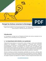 Articulo Porque Los Activos Conectan La Estrategia Con La Excelencia