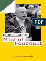 Didier Eribon - Michel Foucault-Flammarion (2018)