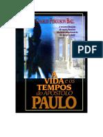 A Vida e Os Tempos Do Apóstolo Paulo-Charles Ferguson Ball-1