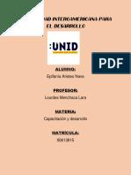 TIPOS DE CAPACITACIÓN