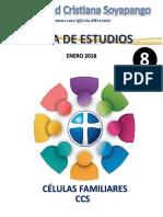 Estudios Vol. 8