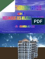 Mmc Et Thermodynamique 2019