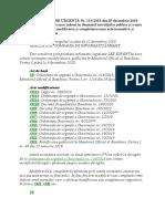 OUG 114 - Instituirea Unor Măsuri În Domeniul Investițiilor Publice Și a Unor Măsuri Fiscal-bugetare, Modificarea Și Completarea Unor Acte Normative Și Prorogarea Unor Termene