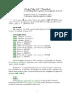 L 334 2006 - Finanţarea Activităţii Partidelor Politice Şi a Campaniilor Electorale