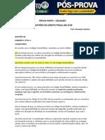 Comentário-Prova-PMTO-Soldado-Alexandre-Quintas