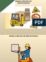 Manejo Seguro Montacargas