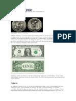 A Origem do Dólar