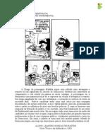 Análise da Tira Mafalda