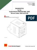 Diagnostic printer 68XX