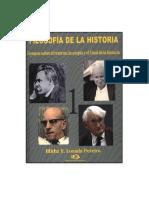 Filosofía de La Historia I